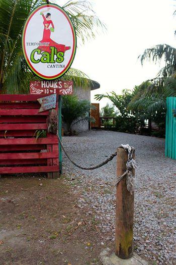 Temporary Cal's Cantina
